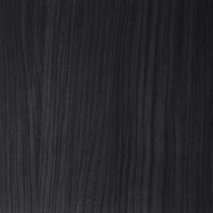 Венге черно-серый распил